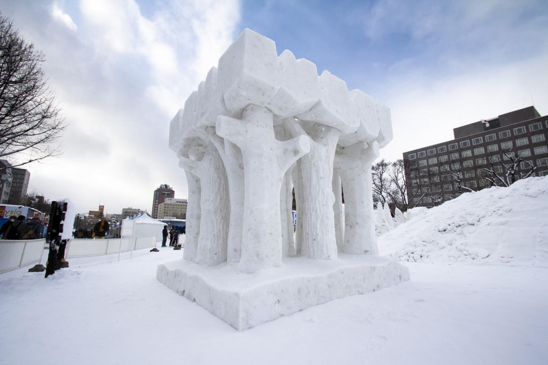 Frozen_wilderness_sapporo_snow_festival_ICEHOTEL_strömqvist_pinpin_2
